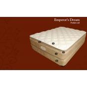 Emperor's Dream Euro top Mattress
