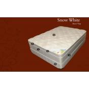 Snow White Euro Top Mattress